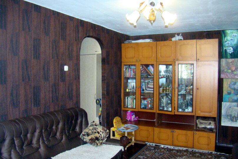 3-комн. квартира, 90 кв.м. на 6 человек, улица Бондаренко, 1, поселок Орджоникидзе, Феодосия - Фотография 16