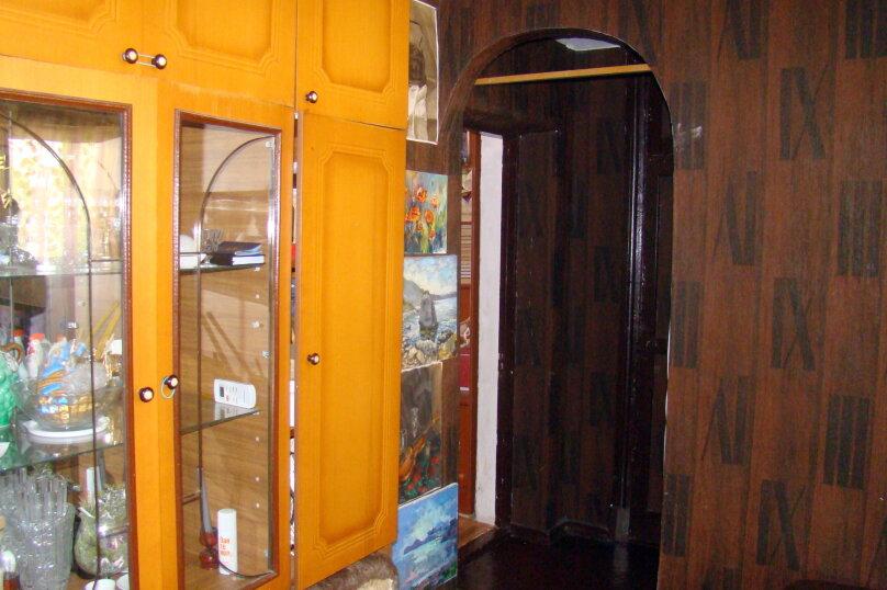 3-комн. квартира, 90 кв.м. на 6 человек, улица Бондаренко, 1, поселок Орджоникидзе, Феодосия - Фотография 18