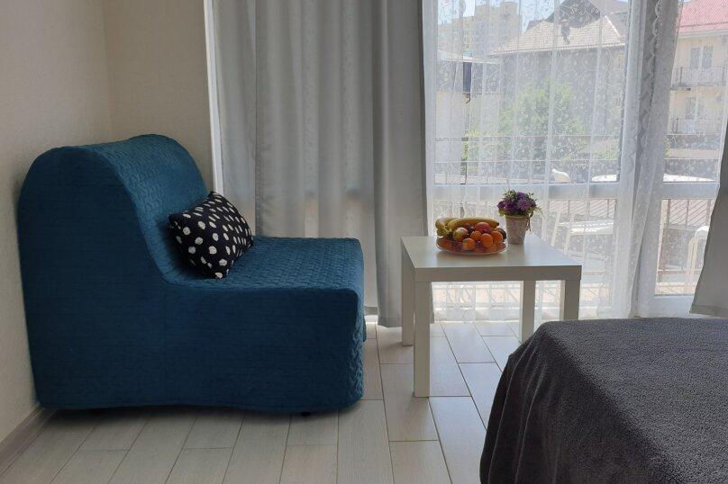 2-3-местный номер с балконом, улица Единство, 33, Лазаревское - Фотография 5