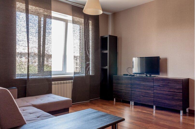 2-комн. квартира, 70 кв.м. на 4 человека, Чуйкова, 37, Волгоград - Фотография 42