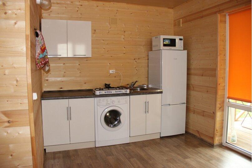 Дом, 50 кв.м. на 4 человека, 1 спальня, Приморский переулок, 7Б, Голубицкая - Фотография 48