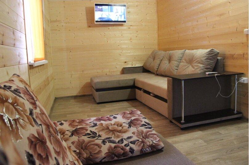 Дом, 50 кв.м. на 4 человека, 1 спальня, Приморский переулок, 7Б, Голубицкая - Фотография 50