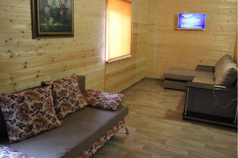 Дом, 50 кв.м. на 4 человека, 1 спальня, Приморский переулок, 7Б, Голубицкая - Фотография 53