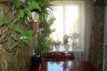 3-комн. квартира, 90 кв.м. на 6 человек, улица Бондаренко, 1, поселок Орджоникидзе, Феодосия - Фотография 4