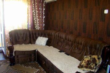 3-комн. квартира, 90 кв.м. на 6 человек, улица Бондаренко, 1, поселок Орджоникидзе, Феодосия - Фотография 1