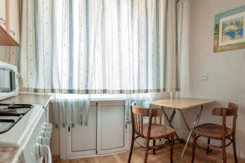 2-комн. квартира, 47 кв.м. на 4 человека, улица Канунникова, 3, Ворошиловский район, Волгоград - Фотография 4