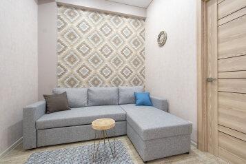 3-комн. квартира, 55 кв.м. на 6 человек, улица Турчинского, 10, Красная Поляна - Фотография 2