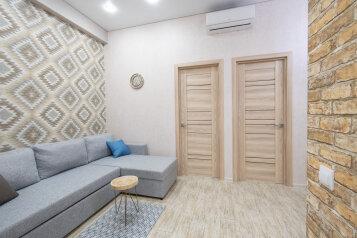 3-комн. квартира, 55 кв.м. на 6 человек, улица Турчинского, 10, Красная Поляна - Фотография 3