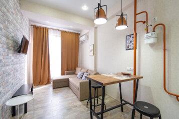 3-комн. квартира, 45 кв.м. на 6 человек, улица Турчинского, 19А, Красная Поляна - Фотография 1