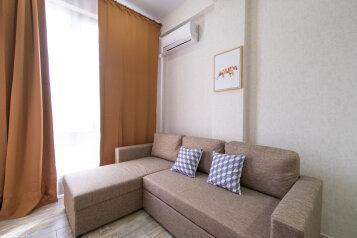 3-комн. квартира, 45 кв.м. на 6 человек, улица Турчинского, 19А, Красная Поляна - Фотография 2