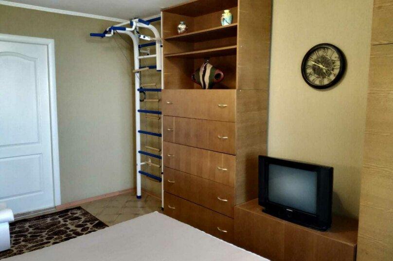 3-комн. квартира, 71 кв.м. на 6 человек, Киевская улица, 1А, Феодосия - Фотография 5