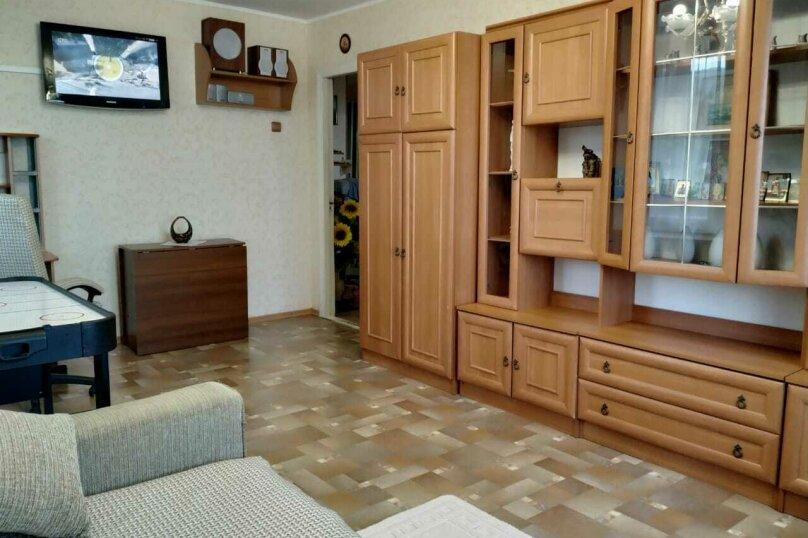 3-комн. квартира, 71 кв.м. на 6 человек, Киевская улица, 1А, Феодосия - Фотография 6