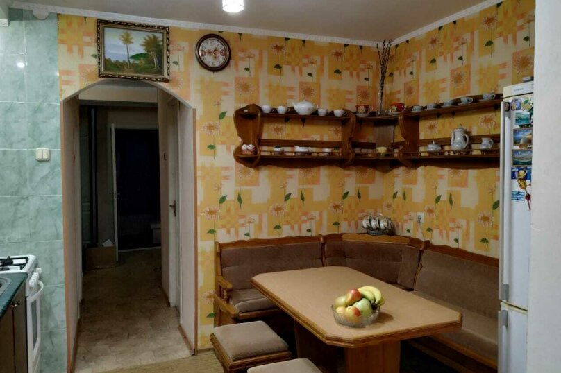 3-комн. квартира, 71 кв.м. на 6 человек, Киевская улица, 1А, Феодосия - Фотография 13