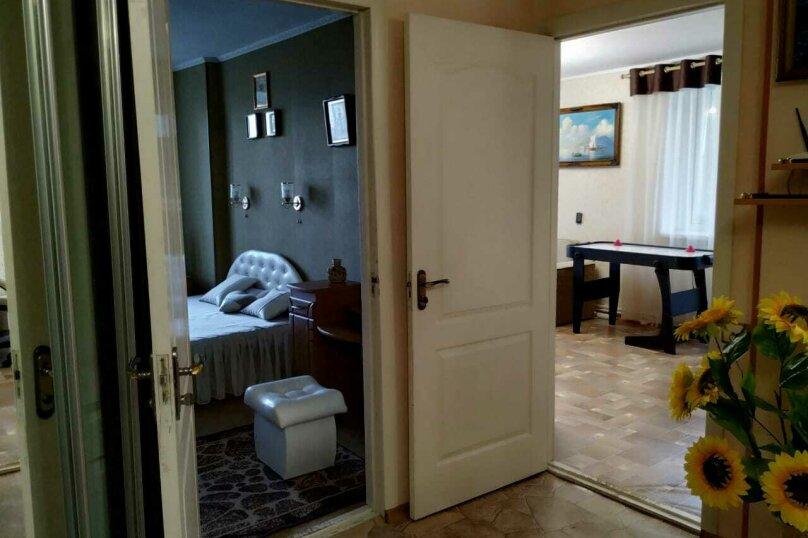 3-комн. квартира, 71 кв.м. на 6 человек, Киевская улица, 1А, Феодосия - Фотография 14