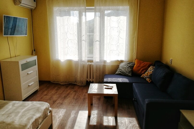 2-комн. квартира, 52 кв.м. на 7 человек, Второй микрорайон,  2, Ольгинка - Фотография 7