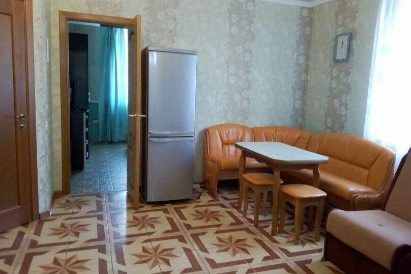 Отдельный коттедж с кухней , 80 кв.м. на 5 человек, 1 спальня, Ленина, 131, Кучугуры - Фотография 44