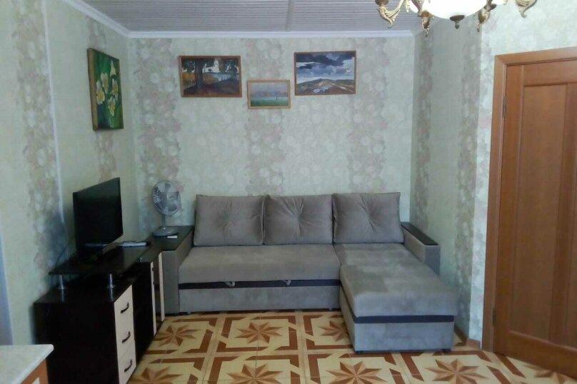 Отдельный коттедж с кухней , 80 кв.м. на 5 человек, 1 спальня, Ленина, 131, Кучугуры - Фотография 48