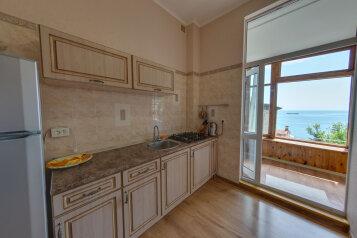 2-комн. квартира, 37.8 кв.м. на 4 человека, улица Дражинского, 21, Ялта - Фотография 4