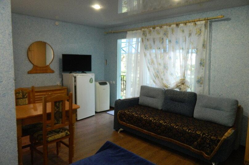 номер 8 люкс с кондиционером, Уютная, 21, село Андреевка - Фотография 1