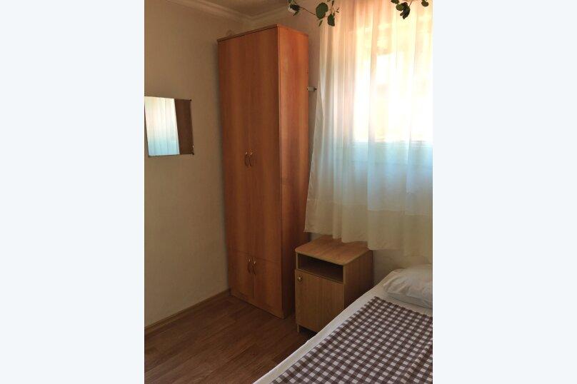 Домик с двориком, 35 кв.м. на 4 человека, 2 спальни, Курзальная улица, 40, Геленджик - Фотография 10