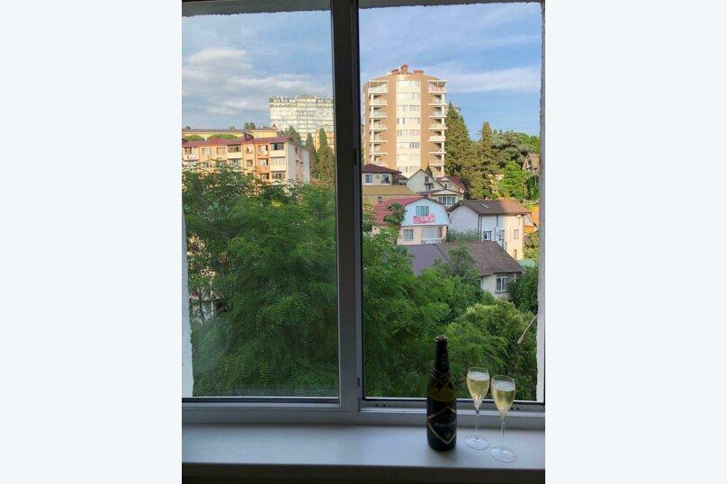 1-комн. квартира, 28 кв.м. на 2 человека, Комсомольская улица, 11, Сочи - Фотография 2