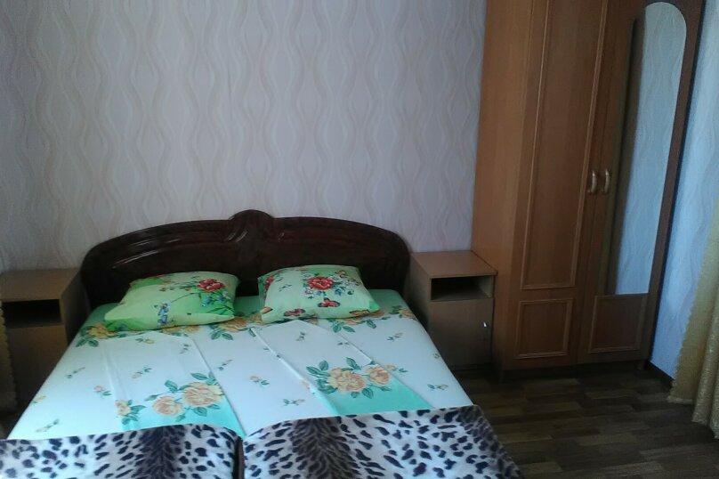 Стандартный, санузел в номере , улица Шершнёва, 16, Коктебель - Фотография 6