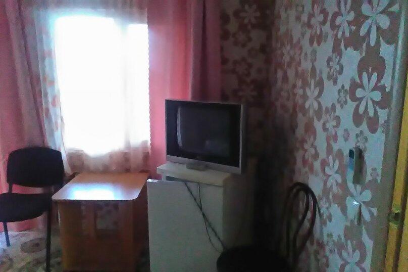 Стандартный, санузел в номере , улица Шершнёва, 16, Коктебель - Фотография 7
