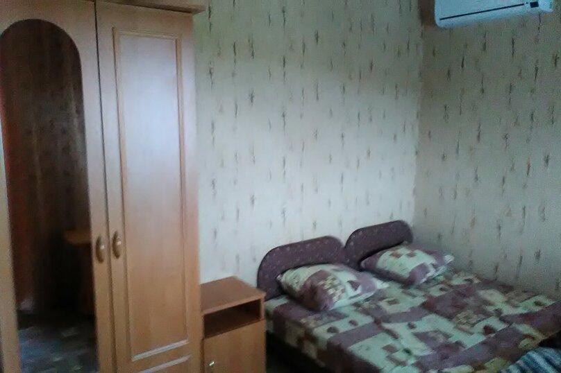Стандартный, санузел в номере , улица Шершнёва, 16, Коктебель - Фотография 9