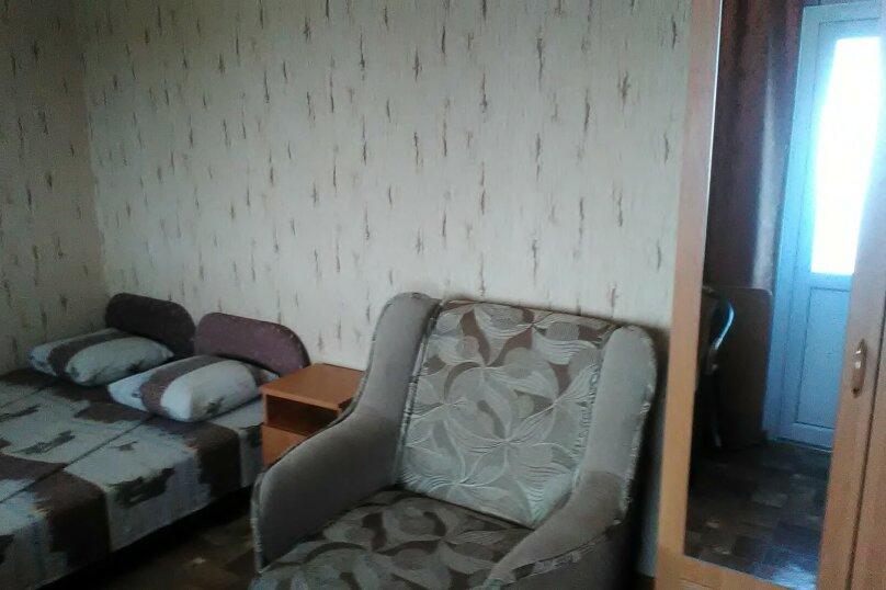 Стандартный, санузел в номере , улица Шершнёва, 16, Коктебель - Фотография 10