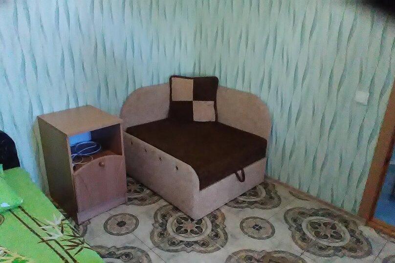 Стандартный, санузел в номере , улица Шершнёва, 16, Коктебель - Фотография 12