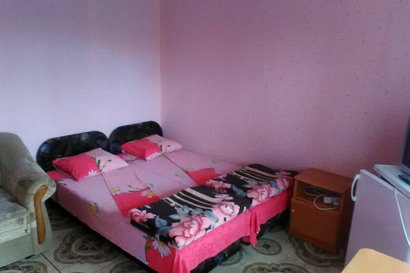 Стандартный, санузел в номере , улица Шершнёва, 16, Коктебель - Фотография 14