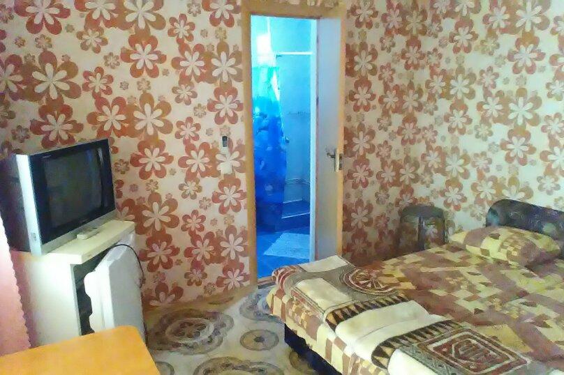 Стандартный, санузел в номере , улица Шершнёва, 16, Коктебель - Фотография 15