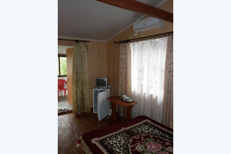 Стандартный, санузел в номере , улица Шершнёва, 16, Коктебель - Фотография 17