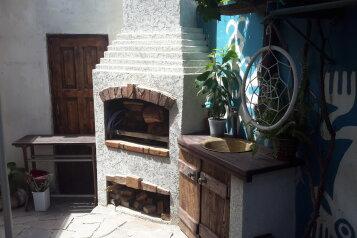 Уютный двухкомнатный домик, 50 кв.м. на 4 человека, 2 спальни, улица Пономарёвой, 7, Феодосия - Фотография 4
