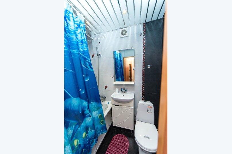 1-комн. квартира, 32 кв.м. на 2 человека, улица Декабристов, 5, Красноярск - Фотография 15