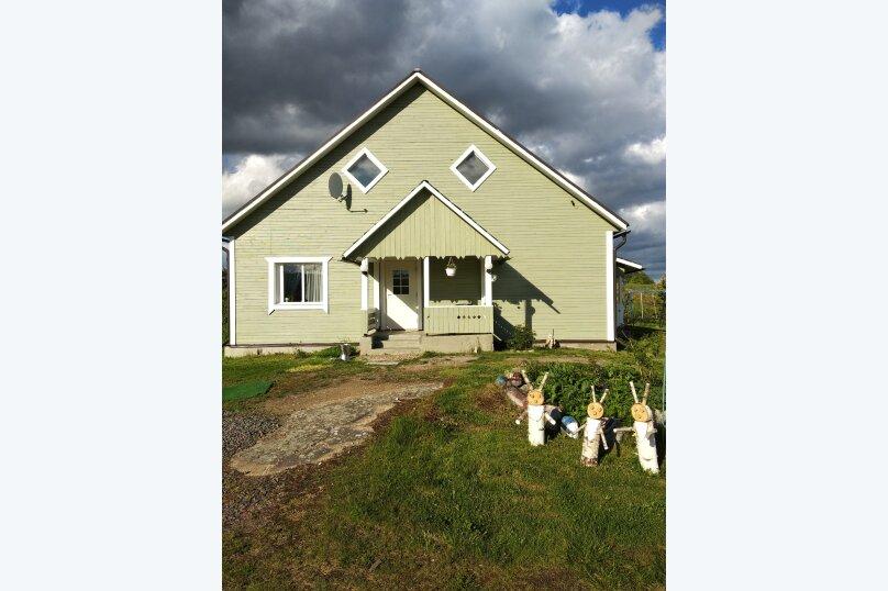 Дом, 120 кв.м. на 8 человек, 2 спальни, Куркиёки, Зелёная улица, 57, Лахденпохья - Фотография 10