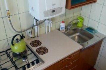 2-комн. квартира, 47 кв.м. на 4 человека, набережная, 14, поселок Приморский, Феодосия - Фотография 3