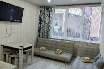1-комн. квартира, 21 кв.м. на 3 человека, улица Чкалова, 13, Сочи - Фотография 1