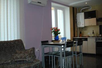 3-комн. квартира, 81 кв.м. на 6 человек, улица Федько, 1А, Феодосия - Фотография 3