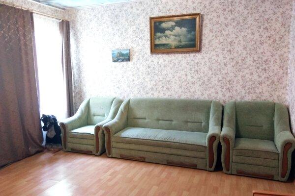 3-комн. квартира, 100 кв.м. на 6 человек, улица Гора Фирейная, 7А, Судак - Фотография 1