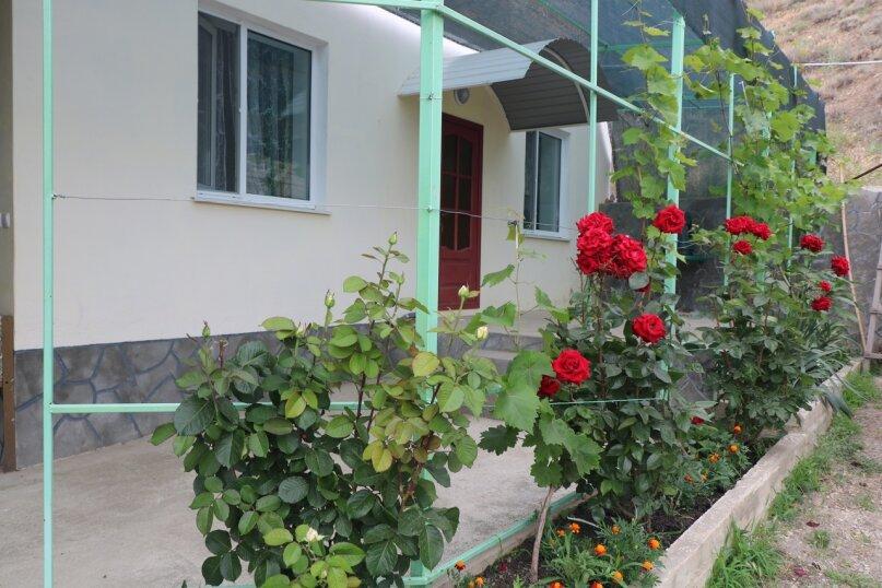 Двух комнатный семейный дом, 65 кв.м. на 5 человек, 2 спальни, улица Озен Бою, 1, Морское - Фотография 1
