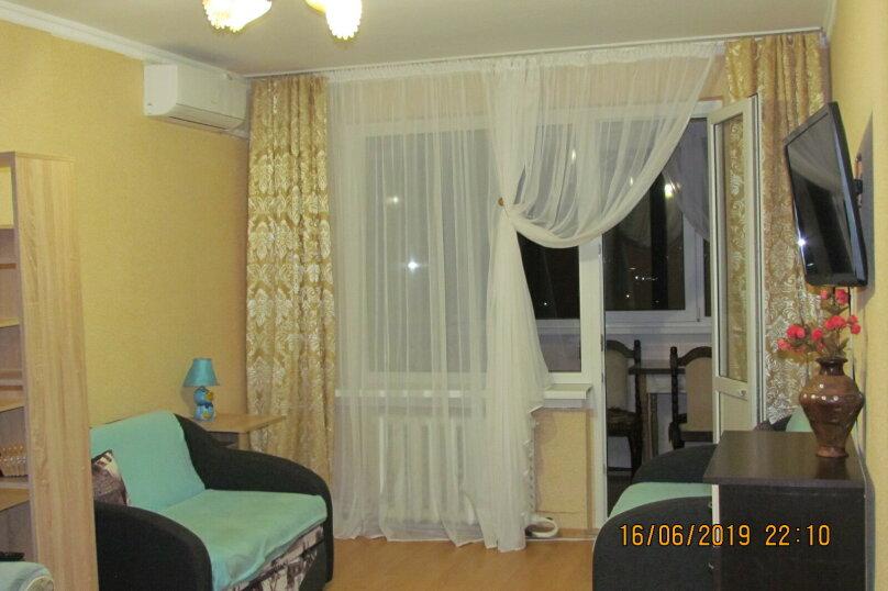 1-комн. квартира, 33 кв.м. на 3 человека, улица 60 лет СССР, 24, Гурзуф - Фотография 5