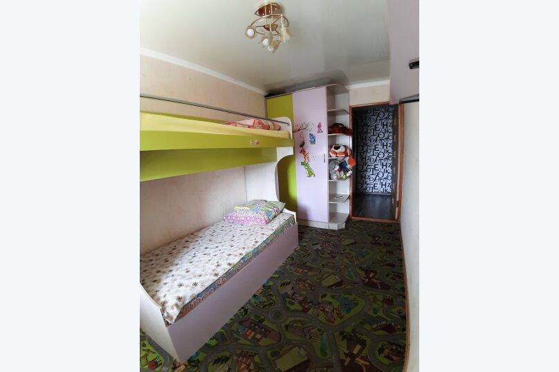 3-комн. квартира, 60 кв.м. на 6 человек, улица Октябрьская, 201, Ейск - Фотография 6