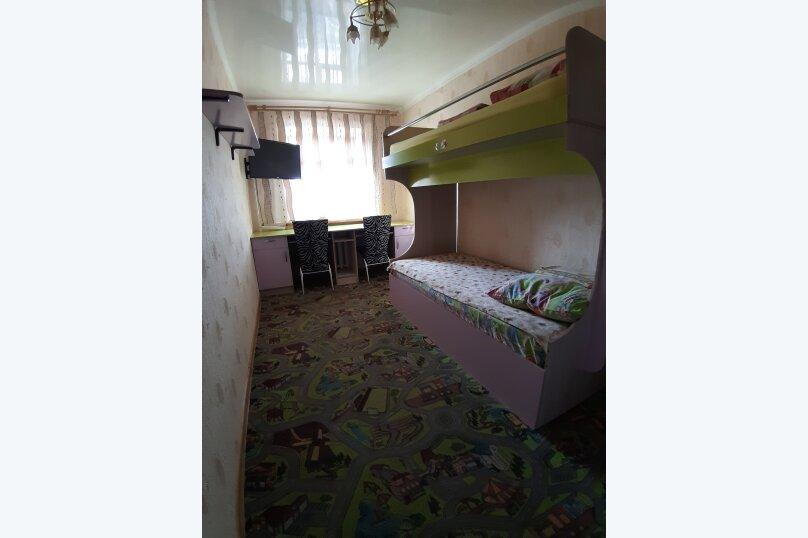 3-комн. квартира, 60 кв.м. на 6 человек, улица Октябрьская, 201, Ейск - Фотография 12