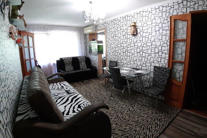 3-комн. квартира, 60 кв.м. на 6 человек, улица Октябрьская, 201, Ейск - Фотография 15