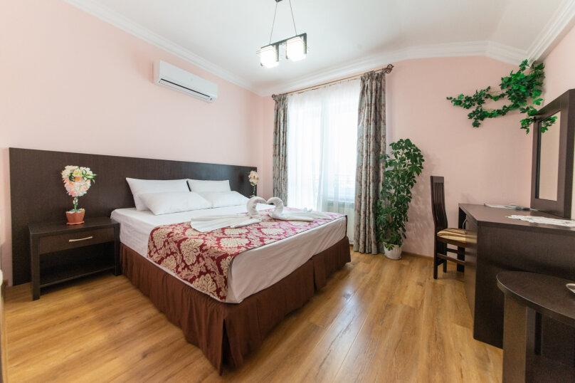 Двухместный стандарт с балконом, Радужная, 5, Кабардинка - Фотография 1