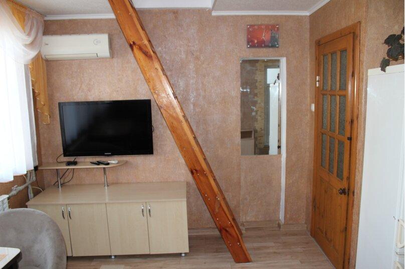 Сдам двухэтажный коттедж, 40 кв.м. на 4 человека, 1 спальня, улица Ленина, 14А, Алупка - Фотография 9