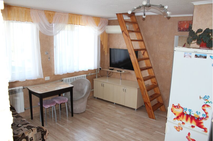 Сдам двухэтажный коттедж, 40 кв.м. на 4 человека, 1 спальня, улица Ленина, 14А, Алупка - Фотография 13
