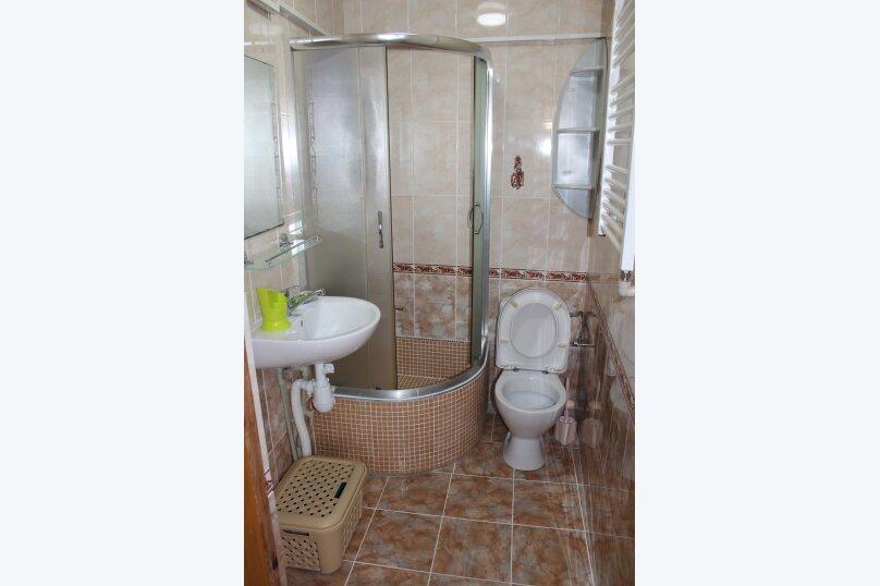 Сдам двухэтажный коттедж, 40 кв.м. на 4 человека, 1 спальня, улица Ленина, 14А, Алупка - Фотография 16