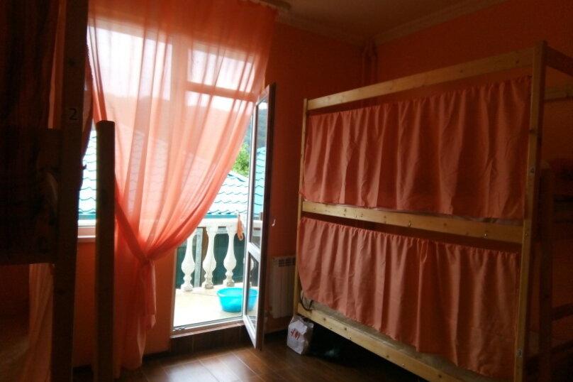 Койко-место в номере Комфорт женском, Яблочная улица, 7, микрорайон Мамайка, Сочи - Фотография 1